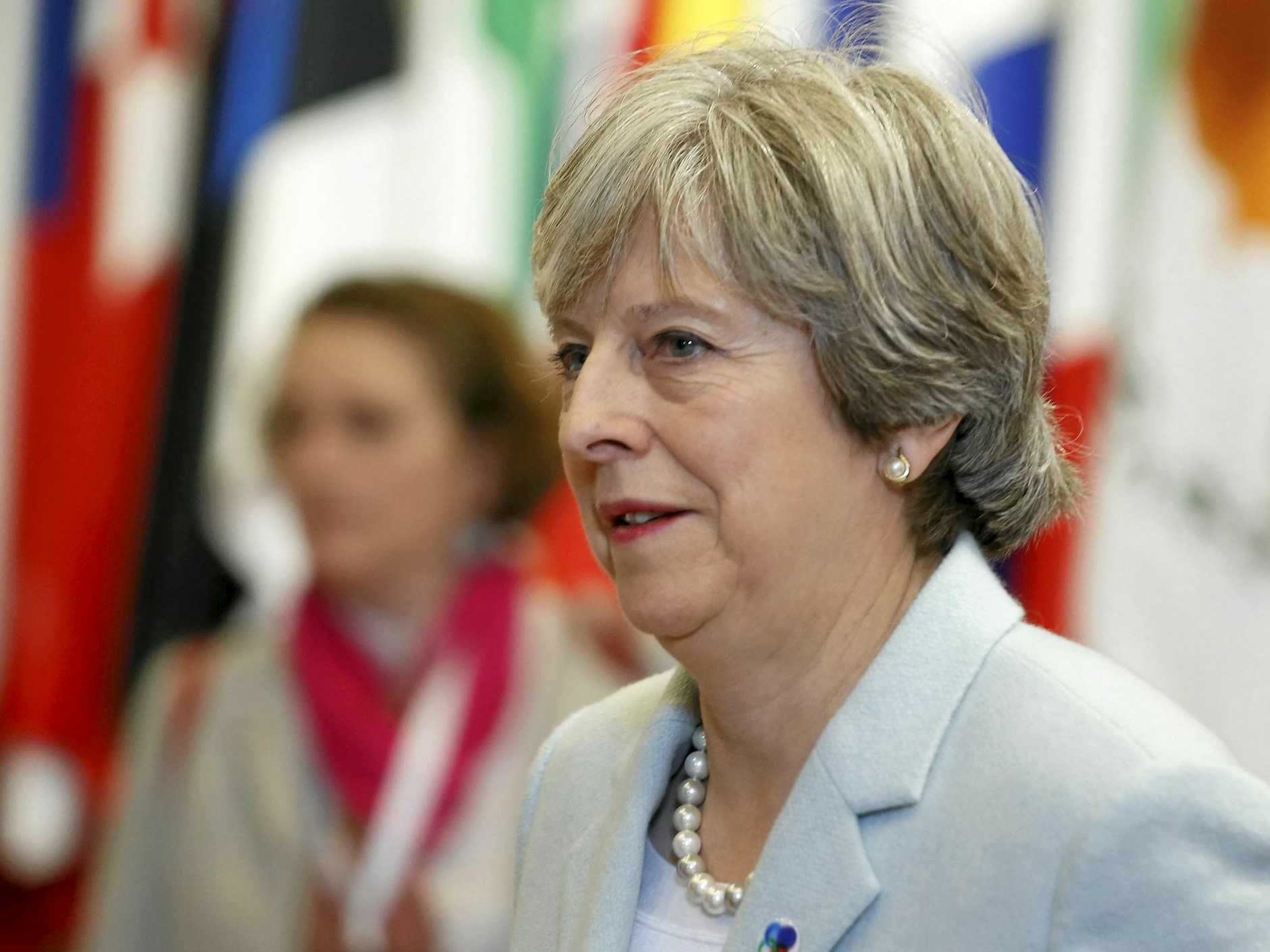 British Prime Minister Theresa May appears to be edging closer to a Brexit deal with the European Union.