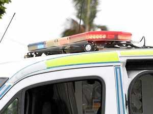 Two children taken to hospital after crash