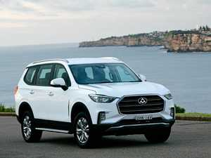 Luxury Chinese LDV SUV launches with $36,990 starting price