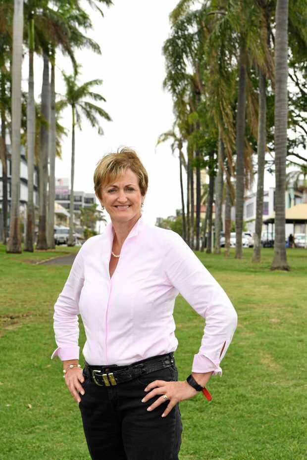 IN THE RUN: Jane Truscott will run for Division 8.