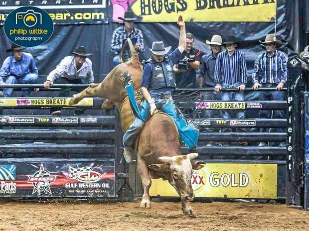 Ryan Storey is just one of a long line of bull riders to come from the region.