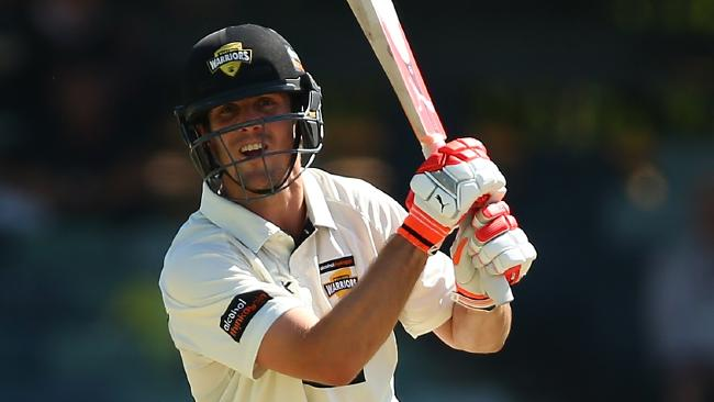 Mitchell Marsh of Western Australia.