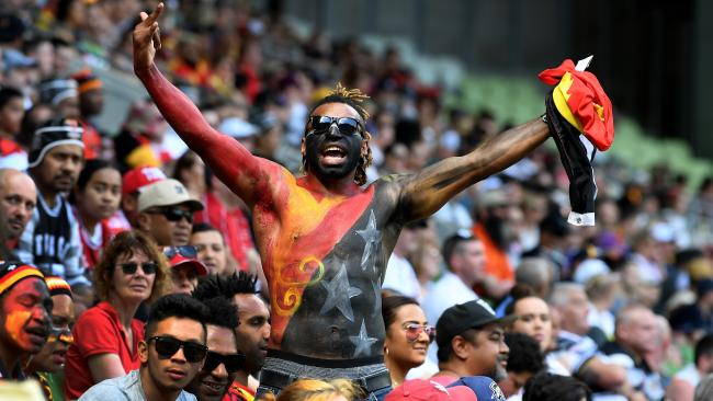 Nobody loves footy more than they do in PNG.