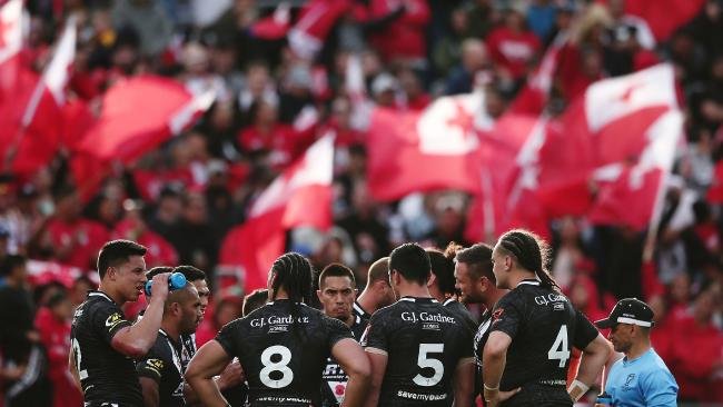 A new era began when Tonga defeated New Zealand.