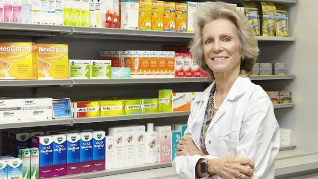 Creso Pharma CEO Miri Halperin.