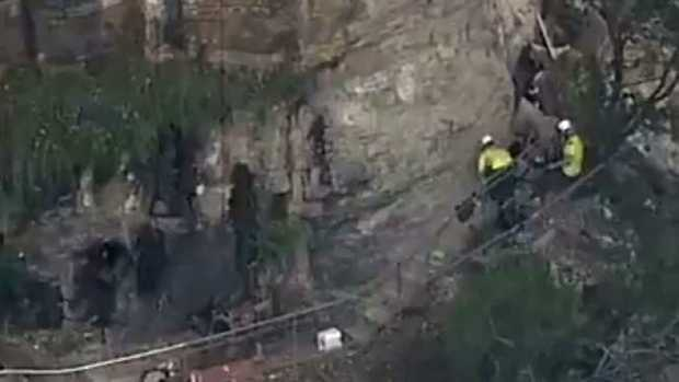 One dead, two injured in Blue Mountains trail collapse