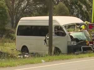 Two-year-old toddler dies a day after horror highway head-on