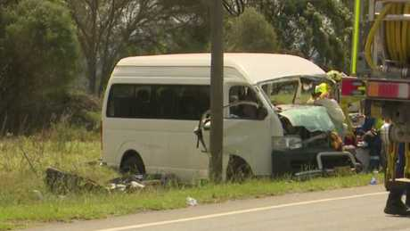 NSW girl dies after horror crash