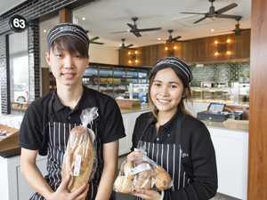Bakery 63 owner Hao Yang