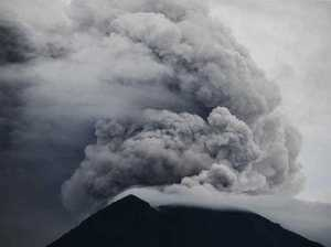 Mount Agung blowing its top: 'You can't outrun Bali volcano'