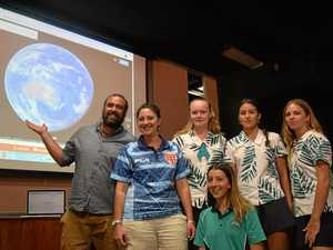 Students celebrate Geography Week with local experts