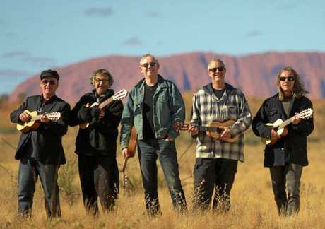 GANGgajang have been around since late 1984 when they released their first single Gimme Some Loving after getting together via the ABC TV show Sweet and Sour.