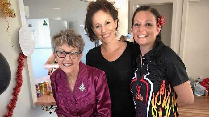 FAMILY AFFAIR: Dancing has always been a huge part of the lives of Bundaberg dance teachers Michele Bates and her daughters Couris Sheppard and Toinette Walker.