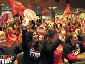 TEACHERS' STRIKE: 350 schools in NSW affected