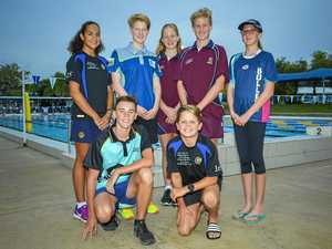 WATCH: Swimmers primed for challenges down south