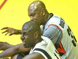 Big Q reunites two former Mountaineers stars