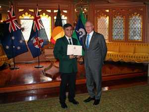 Lismore student receives commendation from the Governor