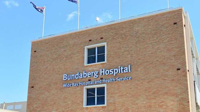 HEALTHY REPORT: Bundaberg Hospital performing well.