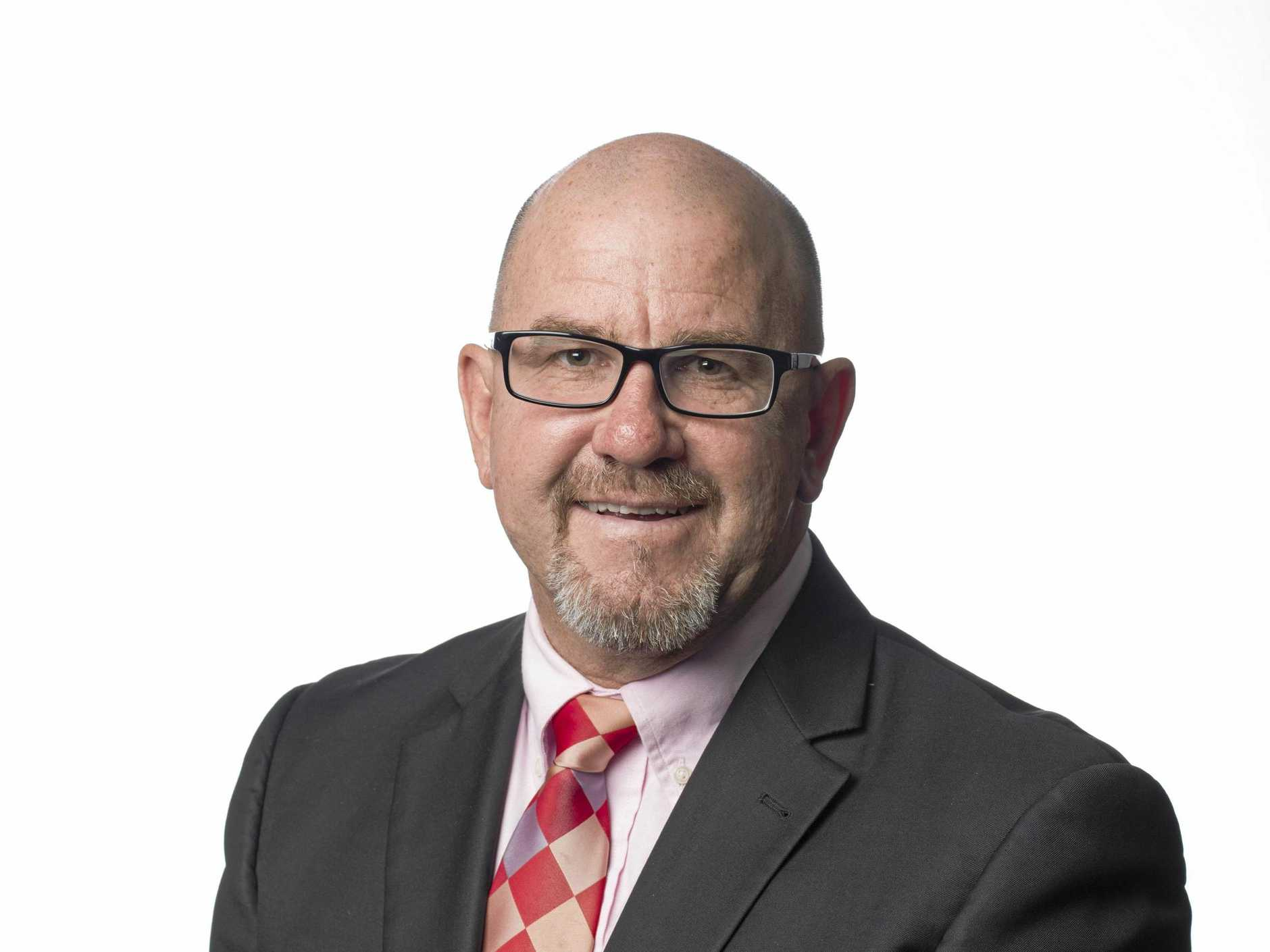 The Fraser Coast's new CEO Ken Diehm was appointed to the role in a unanimous vote earlier today.