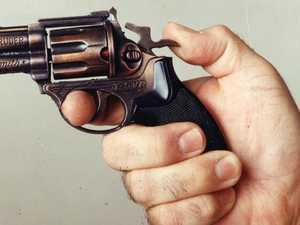 Toy gun lands man in court twice