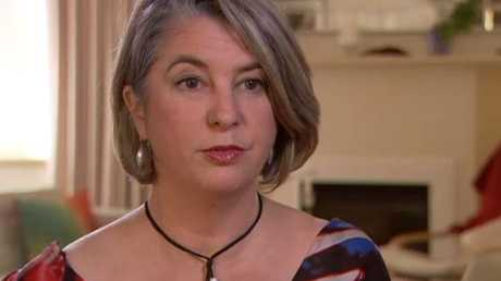 Ex-journalist Amanda Pepe says Burke lured her to a hotel room and tried to sleep with her using 'physical pushing'.