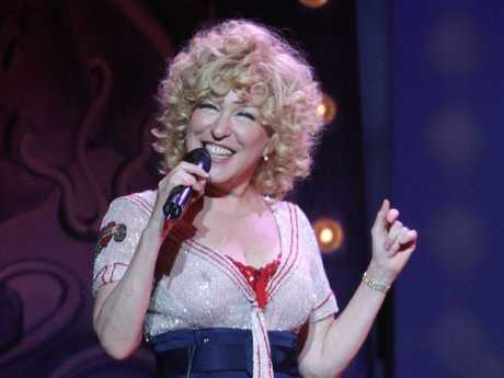 Bette Midler has a different take on Rivera's reading of the bathroom incident.