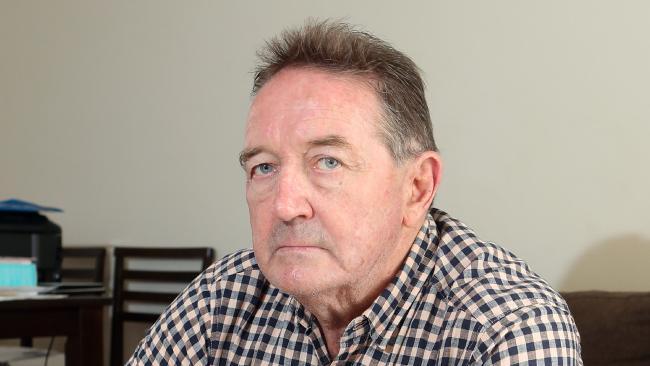 Graham Robertson. Picture: Richard Gosling