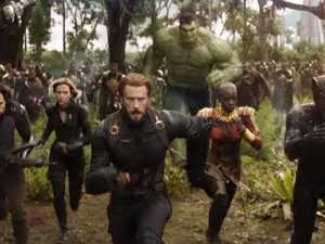 AVENGERS INFINITY WAR: Epic trailer finally released
