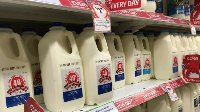 $1-a-litre milk doesn't short-change farmers, according to an ACCC inquiry