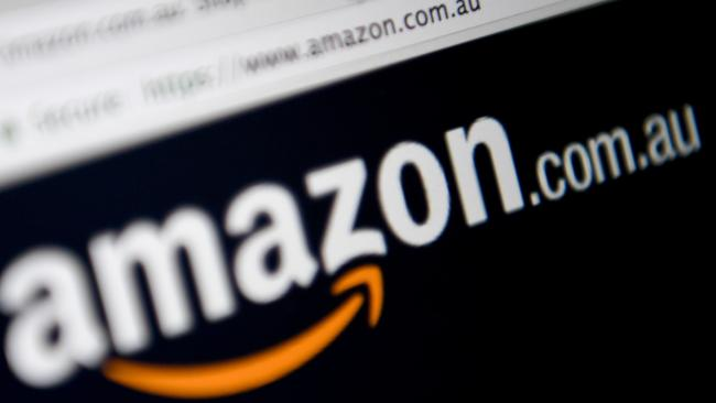 Amazon's Australian online store is due to open any day now. Picture: AAP Image/Joe Castro