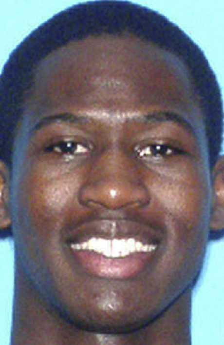 An undated photo of suspected serial killer Howell Emanuel Donaldson, 24. Picture: Tampa Police Department via AP