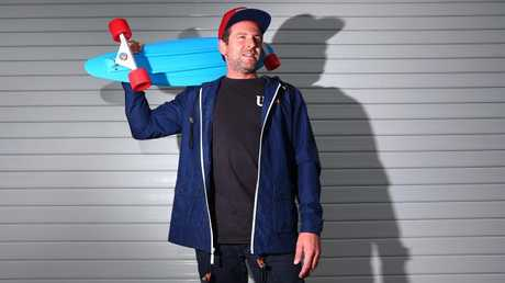 Penny Skateboards founder and director Ben Mackay. Photo Michael Ross