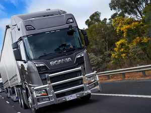 Scania's New Truck Generation due 2018