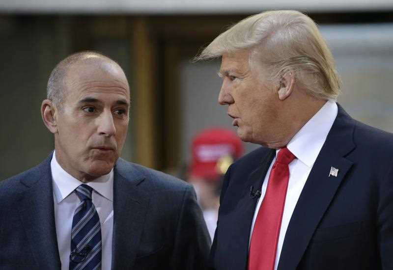 Matt Lauer, leading morning news anchor for NBC, has been fired due to sexual misconduct allegations the broadcast company announced on 29 November 2017.