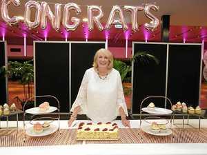 Lasting legacy: Sharon Davis farewells Events Centre