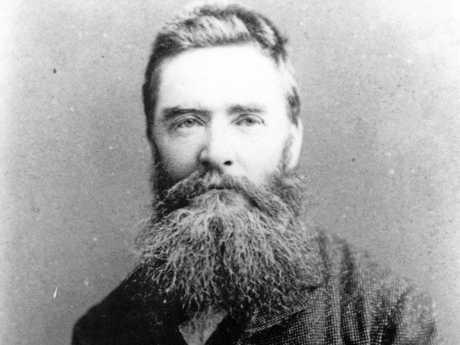 Peachester pioneer Daniel Kendall Cahill, ca 1895.
