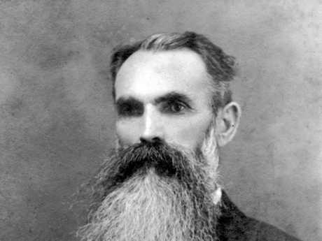 Francis (Frank) Murtagh (1856 - 1925) an early Nambour settler and a man who loved a good beard.