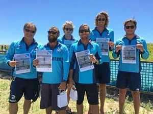 Council and Coffs Lifeguards make stand against DV