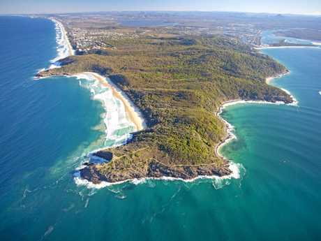 Noosa's points and beaches are the latest World Surfing Reserve, coming in at number 10.