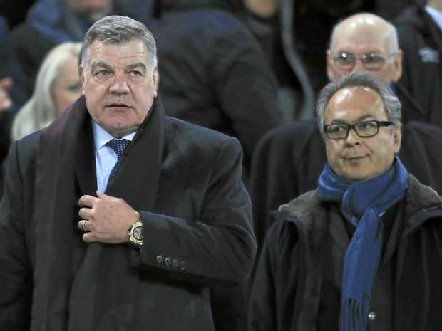 Sam Allardyce to attend Everton game against West Ham with appointment imminent