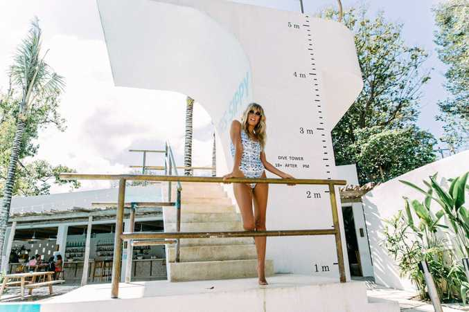 GRAND OPENING: Abby Rose Bikinis, a Noosa-based handmade bikini label, is preparing to open its first boutique in Noosa Heads today.