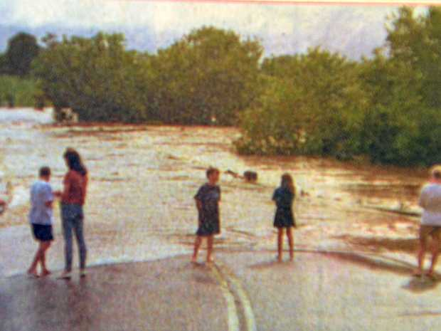 1999 FLOOD Gympie residents near Kidd Bridge on the evening of Monday the 8, as the Mary River steadily rose, few realised what was about to happen over the next 24 hours. This letter writer believes the region would be well served by a brand new bridge upstream of the city.