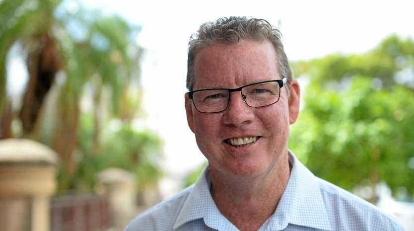 THE VICTOR: Labor's Barry O'Rourke has claimed a hard fought victory for the seat of Rockhampton.