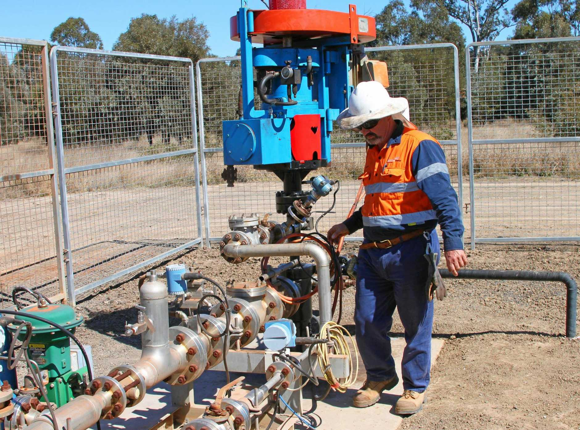 Arrow Energy's Moranbah Gas Project.