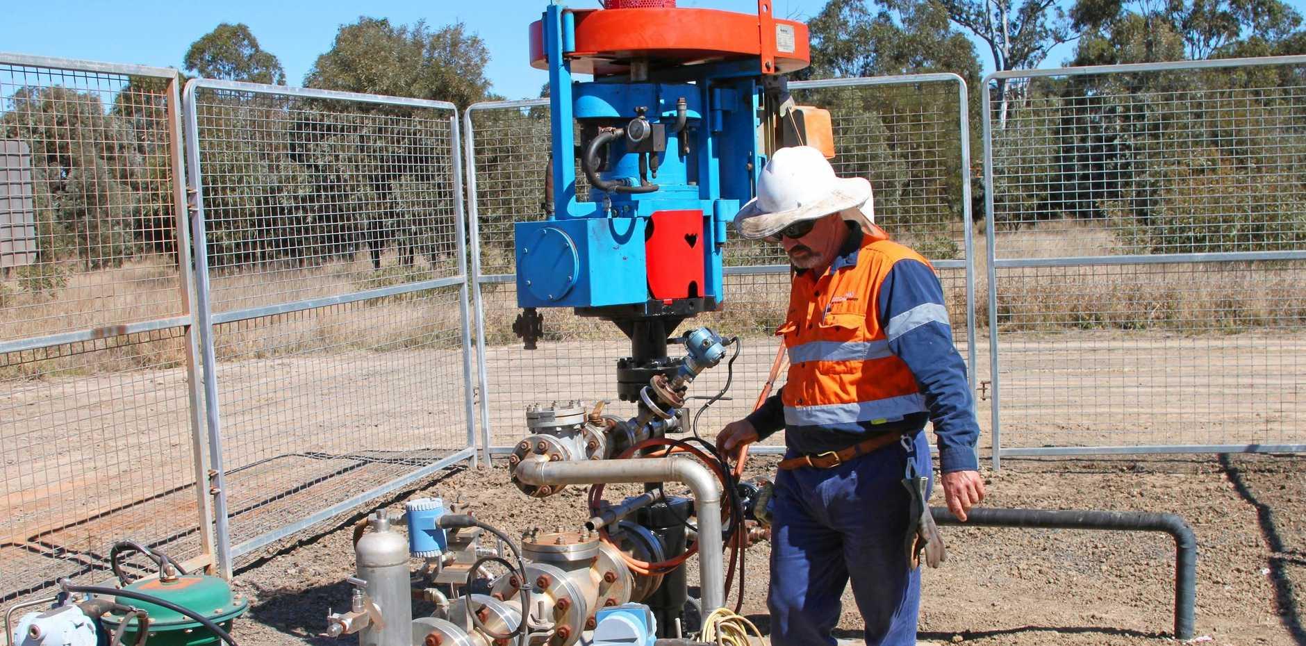Arrow Energy's Moranbah Gas Project.
