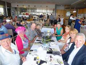 Rotarians get into the spirit of Melbourne Cup