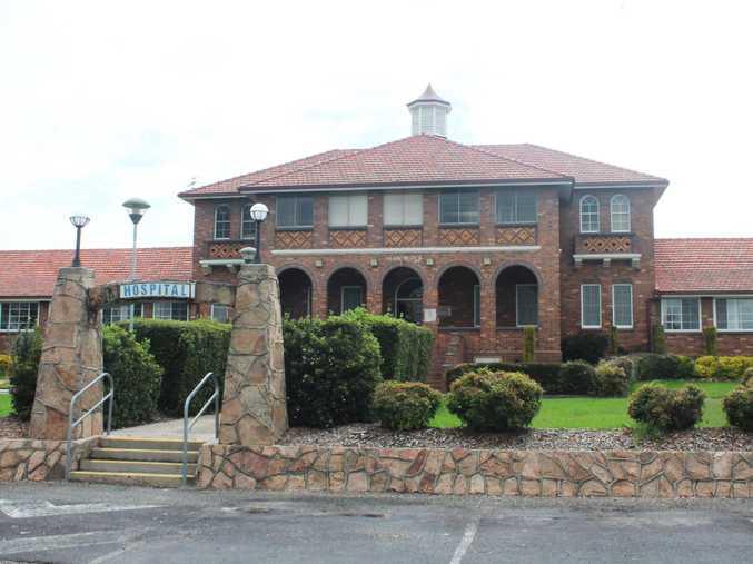 Stanthorpe Hospital.