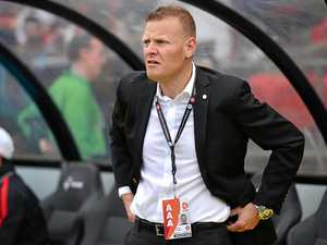 Gombau's influence noted by Roar