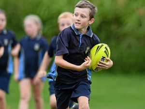 GALLERY: All the junior touch football action captured