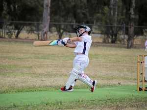 Warwick's junior cricketers await visit of Lockyer Valley